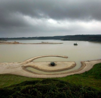 Robert Smithson - Broken Circle (Emmen, Olanda)
