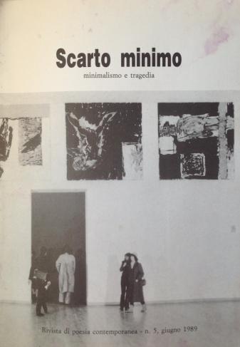 Scarto minimo n.5 - Minimalismo e tragedia