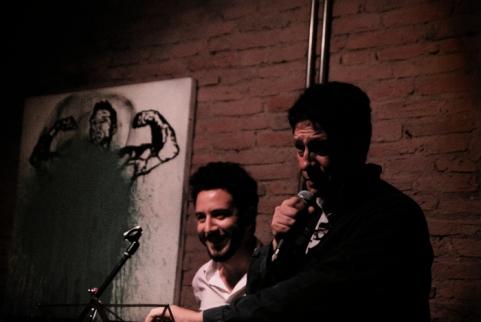 Stefano Dal Bianco e Andrea Lombardi