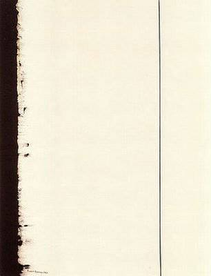 Barnett Newman, Fifth Station (1962)