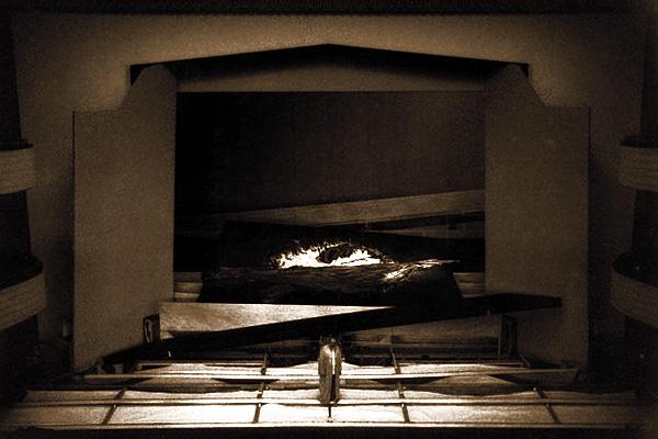 Scenografia di Luciano Damiani per La tempesta