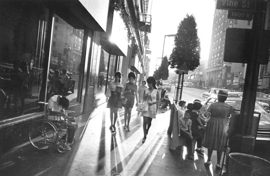 Gary Winogrand, Los Angeles (1969)