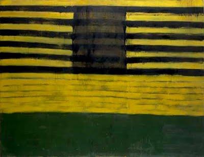 Frank Stella, Seward Park (1958)