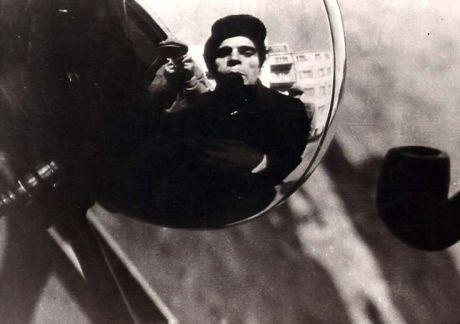 Rodchenko, Chauffeur (1933)