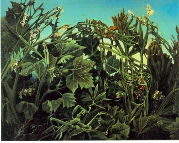 Max Ernst - Gioia di vivere