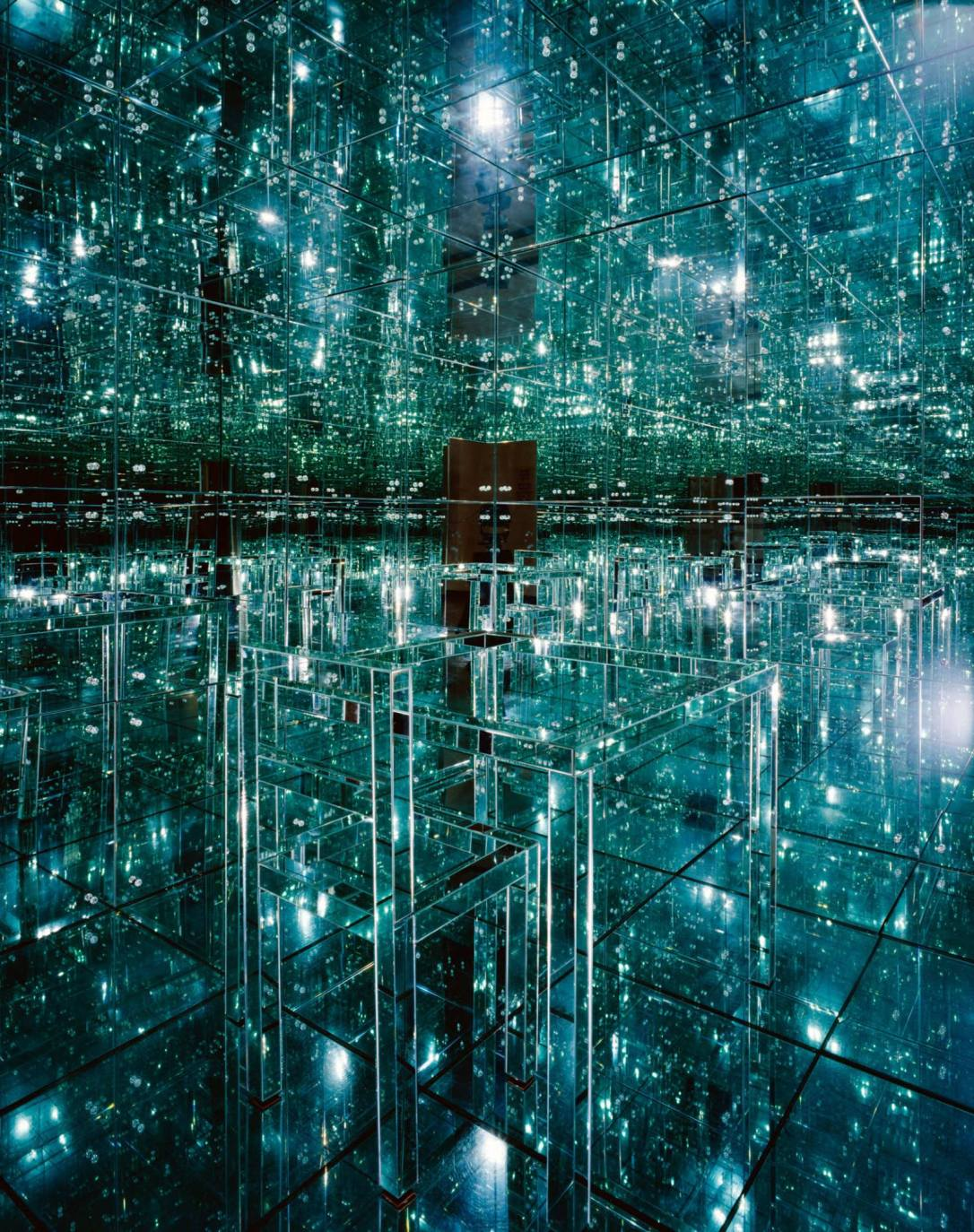 Lucas Samaras, Mirrored Room (1966)