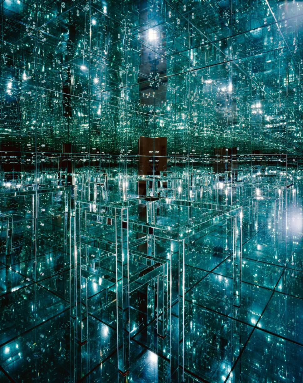Lucas Samaras, Mirrored Room (1966)