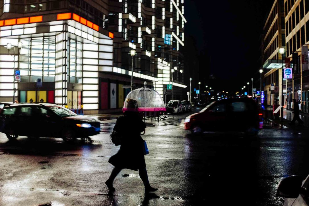 Color by the Berline, Street Photography Collective